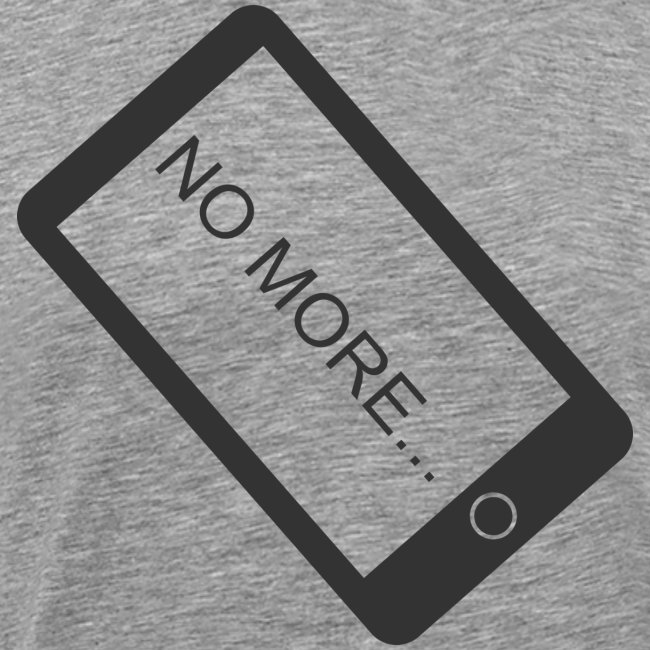 No More Smartphone