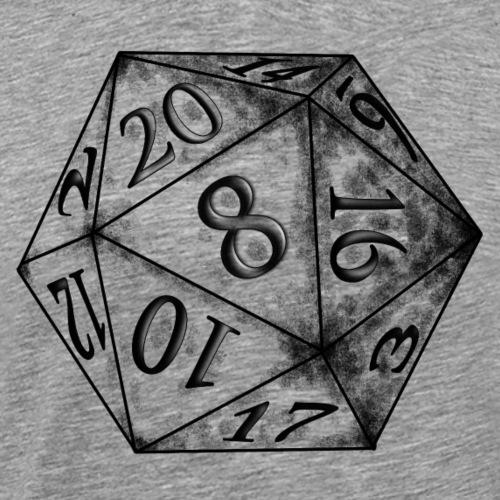 Dado Rol - Camiseta premium hombre