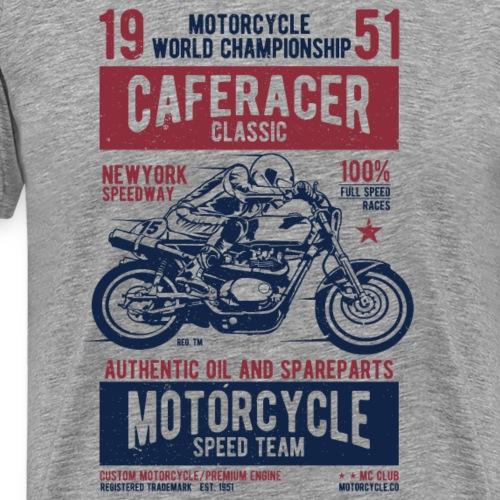 Caferacer Classic Race - Männer Premium T-Shirt