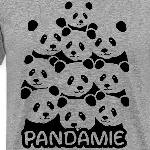 Pandamie - Männer Premium T-Shirt