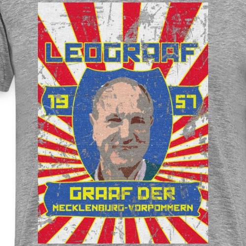 'Leograaf - Mannen Premium T-shirt