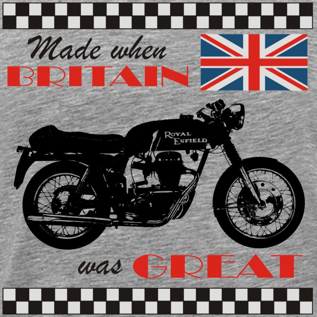 britain was great royal enfield gt