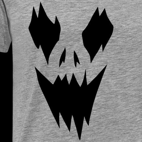 Spooky Desgin - Männer Premium T-Shirt