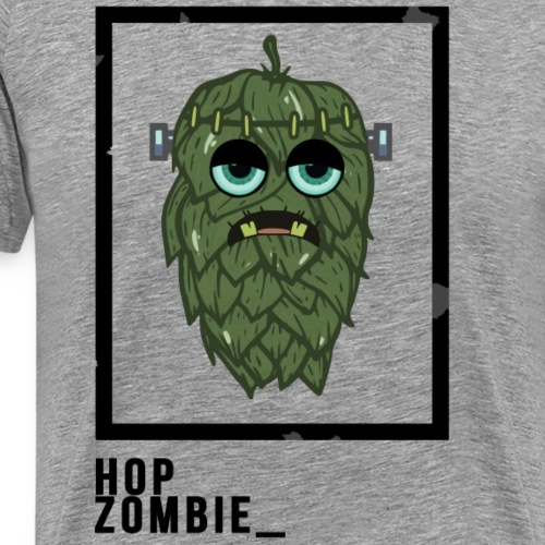 HOP ZOMBIE - Men's Premium T-Shirt