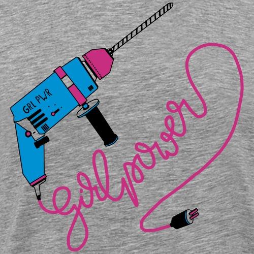 Girlpower - Männer Premium T-Shirt