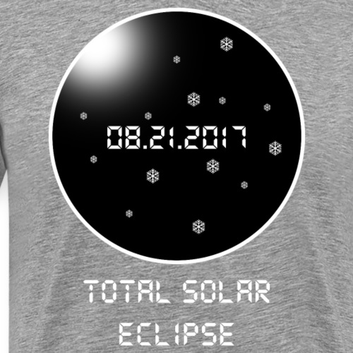 Awesome Total Solar Eclipse Gifts for Christmas. - Men's Premium T-Shirt