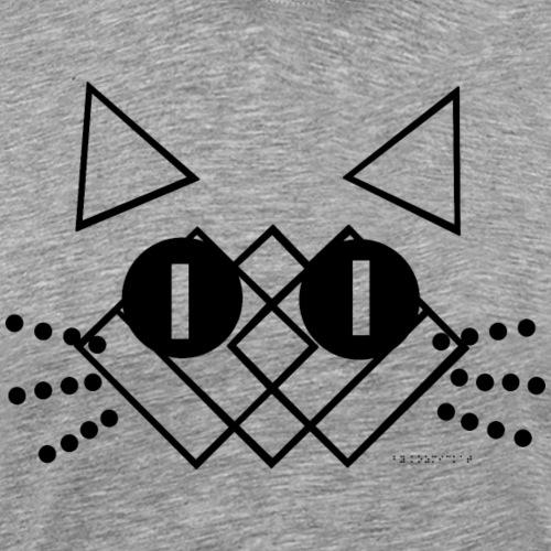T-Shirt Logo KozmicKat - T-shirt Premium Homme