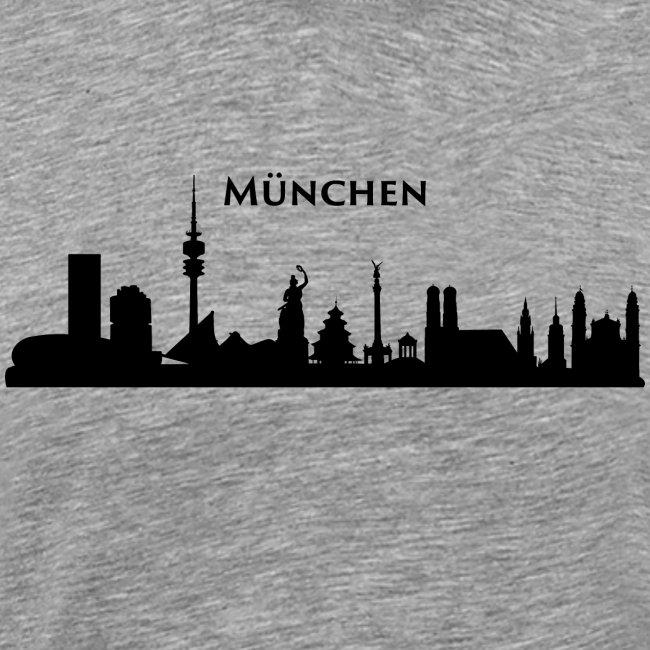 München Skyline