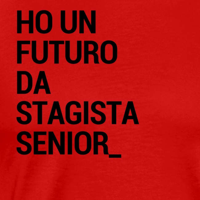 Stagista senior