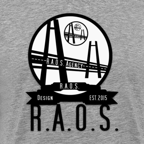 RAOS LOGO - Männer Premium T-Shirt