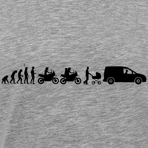 Evolution Adventure Enduro Hundefänger - Männer Premium T-Shirt