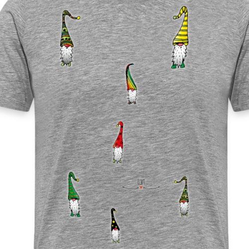 Magische Zwerge - Männer Premium T-Shirt