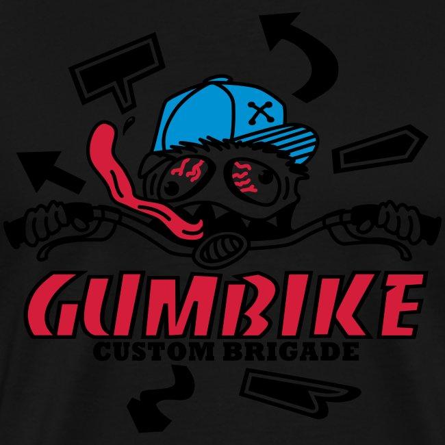 gumbike-monster