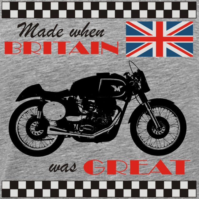 britain was great matchless g50