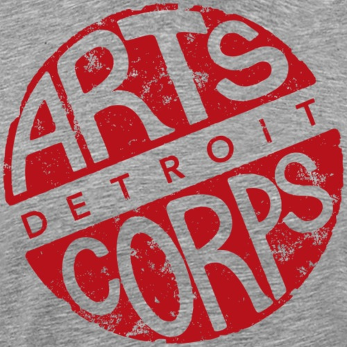 Art Corps Detroit - T-shirt Premium Homme