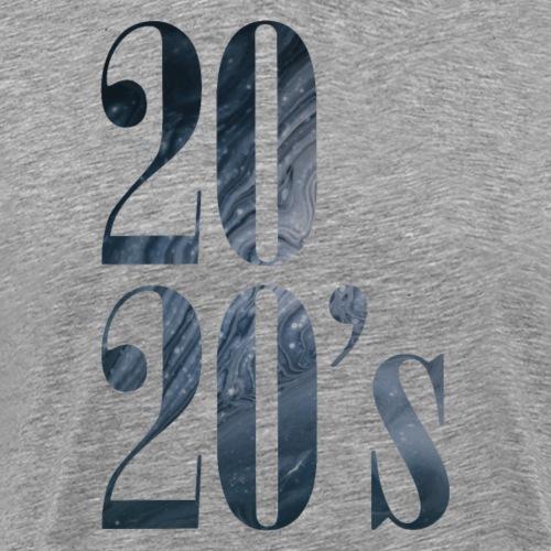 vintage 2020 geschenkidee - Männer Premium T-Shirt