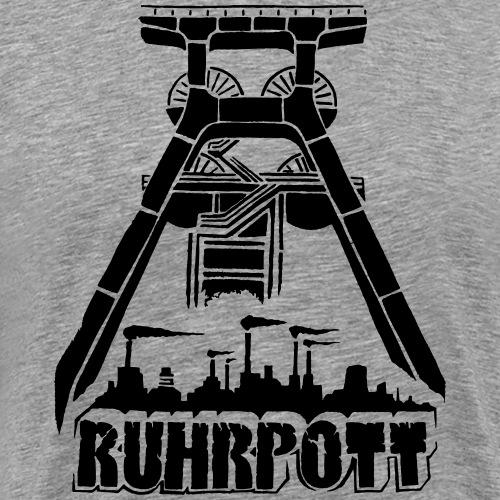 Dirty Ruhrpott Shirt - Männer Premium T-Shirt
