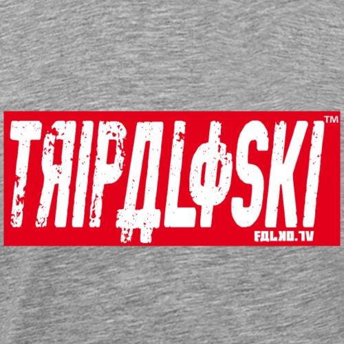 TRIPALOSKI Rouge - T-shirt Premium Homme