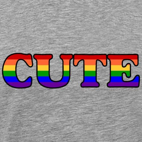 cute - Männer Premium T-Shirt