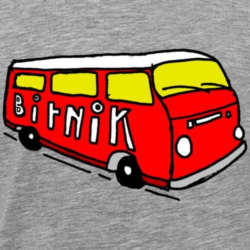 combitnik - T-shirt Premium Homme