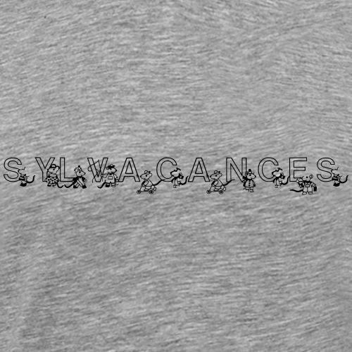 Sylvacances14 - Men's Premium T-Shirt