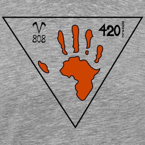 V808 Terre mères - T-shirt Premium Homme