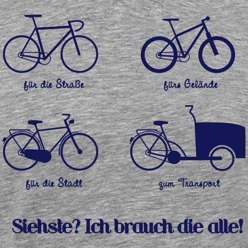 Bikepark - Männer Premium T-Shirt