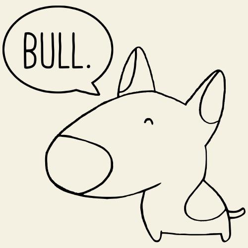 bull - Miesten premium t-paita
