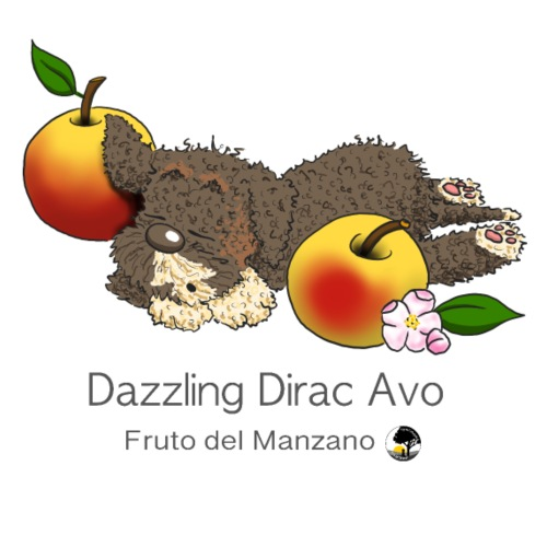 DazzlingDirac2 1 - Männer Premium T-Shirt
