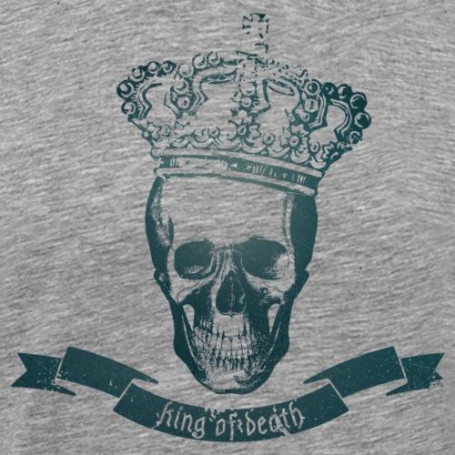 King of death - Männer Premium T-Shirt