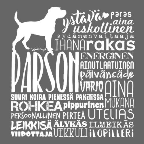 Parson Sanat V - Miesten premium t-paita