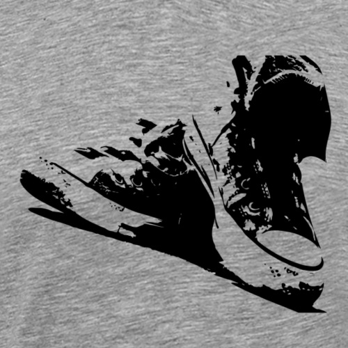 chaussures des stars - T-shirt Premium Homme