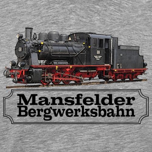 mansfelder bergwerksbahn dampflok 1