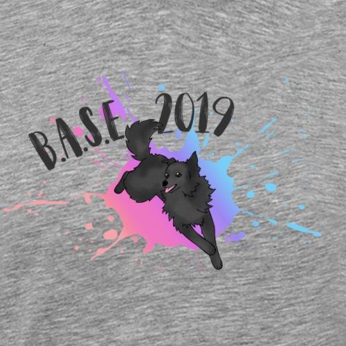 BASE - 2019- BPFR - Männer Premium T-Shirt