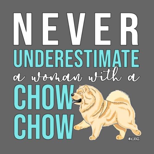 Chow Woman 3 - Miesten premium t-paita