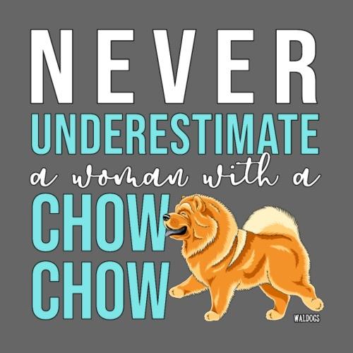 Chow Woman 2 - Miesten premium t-paita