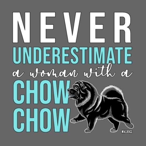 Chow Woman 4 - Miesten premium t-paita