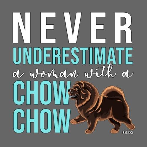 Chow Woman 6 - Miesten premium t-paita