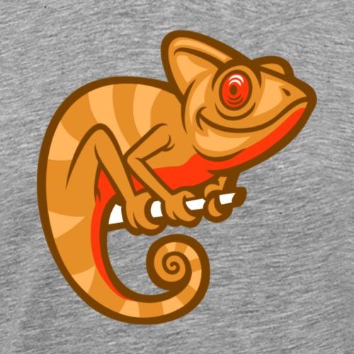 Chameleon II - Miesten premium t-paita