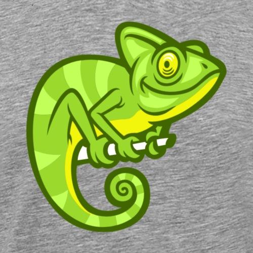 Chameleon - Miesten premium t-paita
