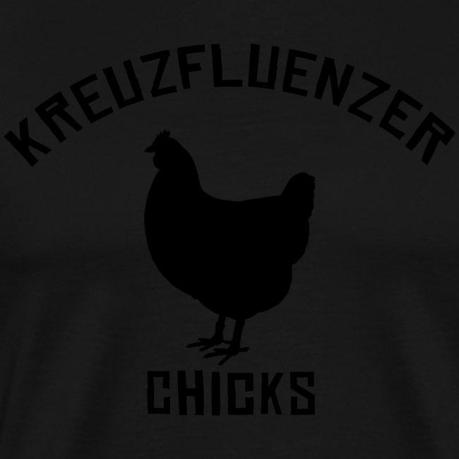 Kreuzfluenzer Chicks BLACK