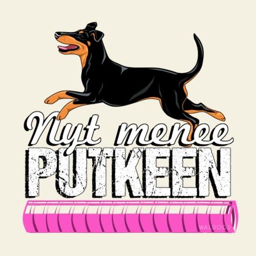Manssi Putkeen - Miesten premium t-paita