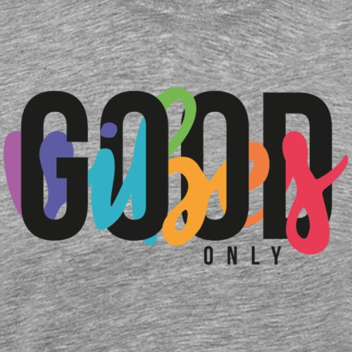 good vibes only - T-shirt Premium Homme