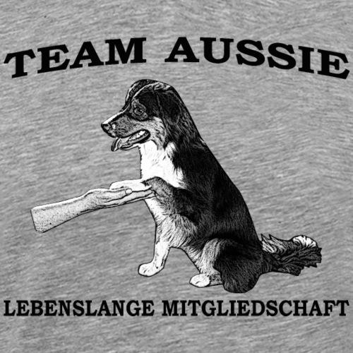 Aussie Team11SW - Männer Premium T-Shirt