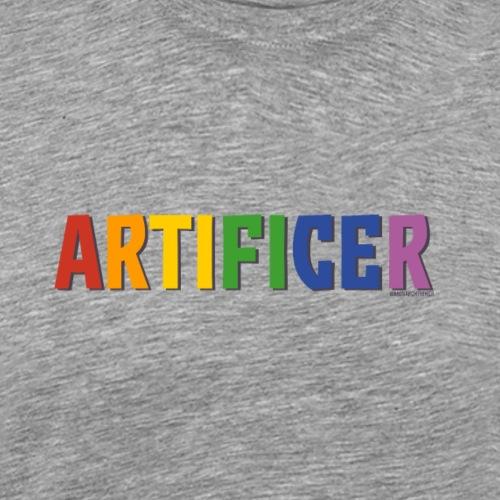 Artificer Pride (Rainbow) - Men's Premium T-Shirt