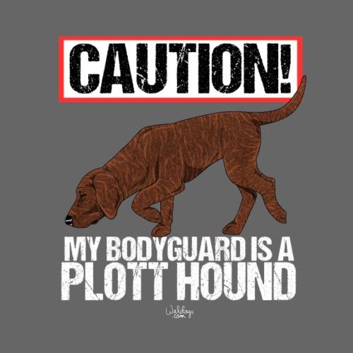 plottguard - Miesten premium t-paita