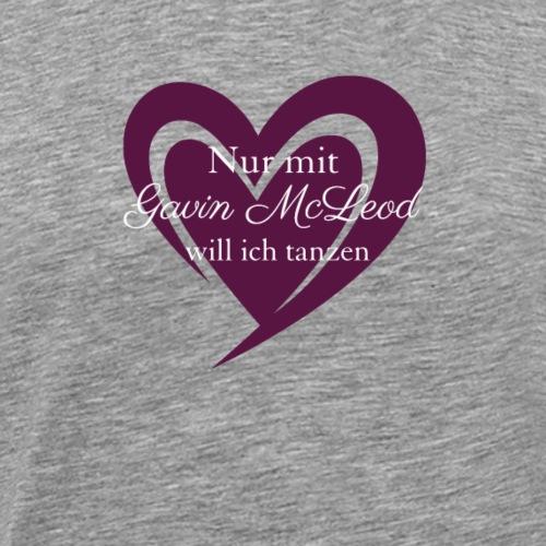 Gavin McLeod - Männer Premium T-Shirt