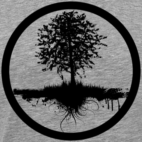 circletree - Men's Premium T-Shirt