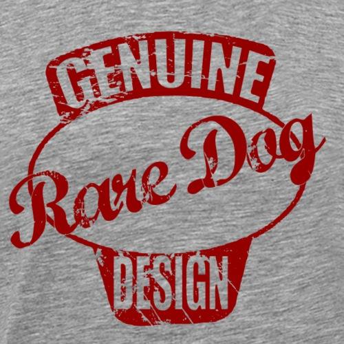 raredogdesign - Herre premium T-shirt