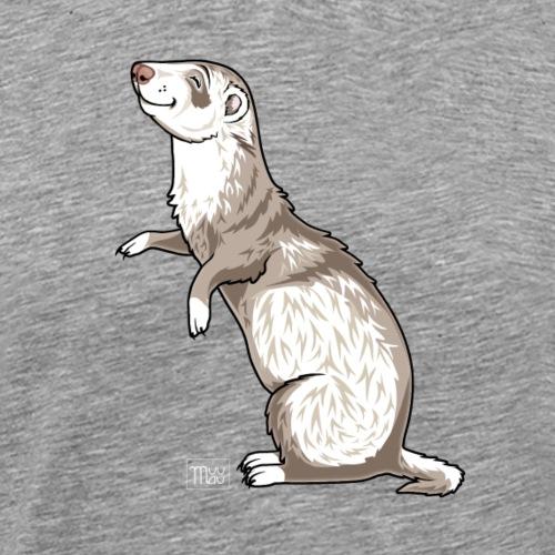 Ferret II - Miesten premium t-paita